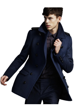 [리오더]11fw london epaulette pea coat