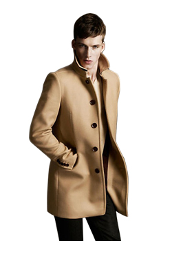 London beige coat
