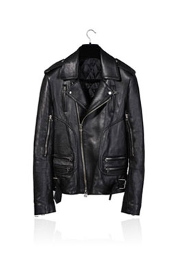 [1차결제]09 Biker Riders Jacket sheep skin leather