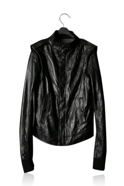 Rick Black Washing Jacket