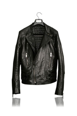 VIP LEATHER RIDERS JACKET