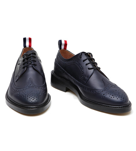 [리오더]THOM BROWN* WINGTIP SHOESDark navy color