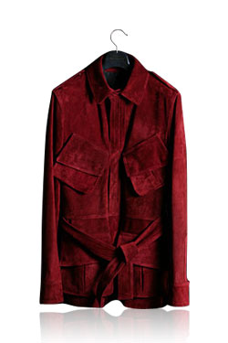 M-65 Safari Jacket (Wine)