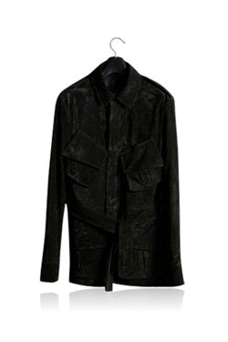 M-65 Safari Jacket (Black)