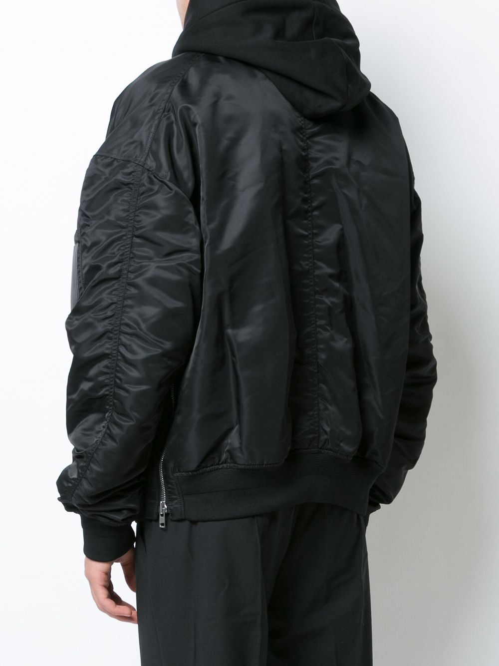 Hooded Oversized Ma-1