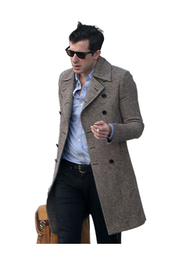 Mark ronsonTweed coat