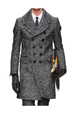 Prorsum herringbone coat