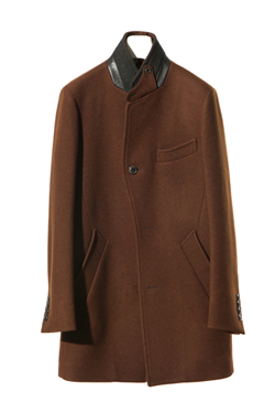 Single classic coat