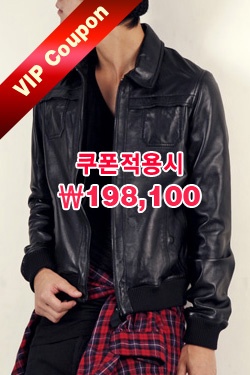 2nd Hedis Leather Jacket