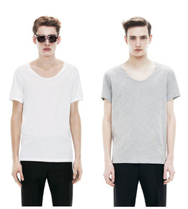 Acn* studio basic t-shirts 3corlor