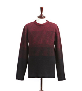 [당일배송]Gradation block knit